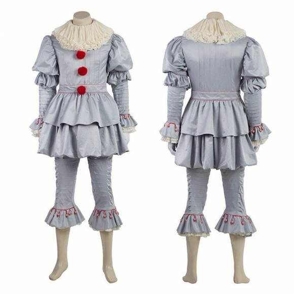 Other Pennywise The Clown Costume Halloween Cosplay Poshmark